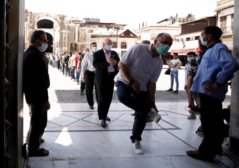 سوريا.. تسجيل 16 إصابة جديدة بفيروس كورونا بين السوريين القادمين إلى البلاد -