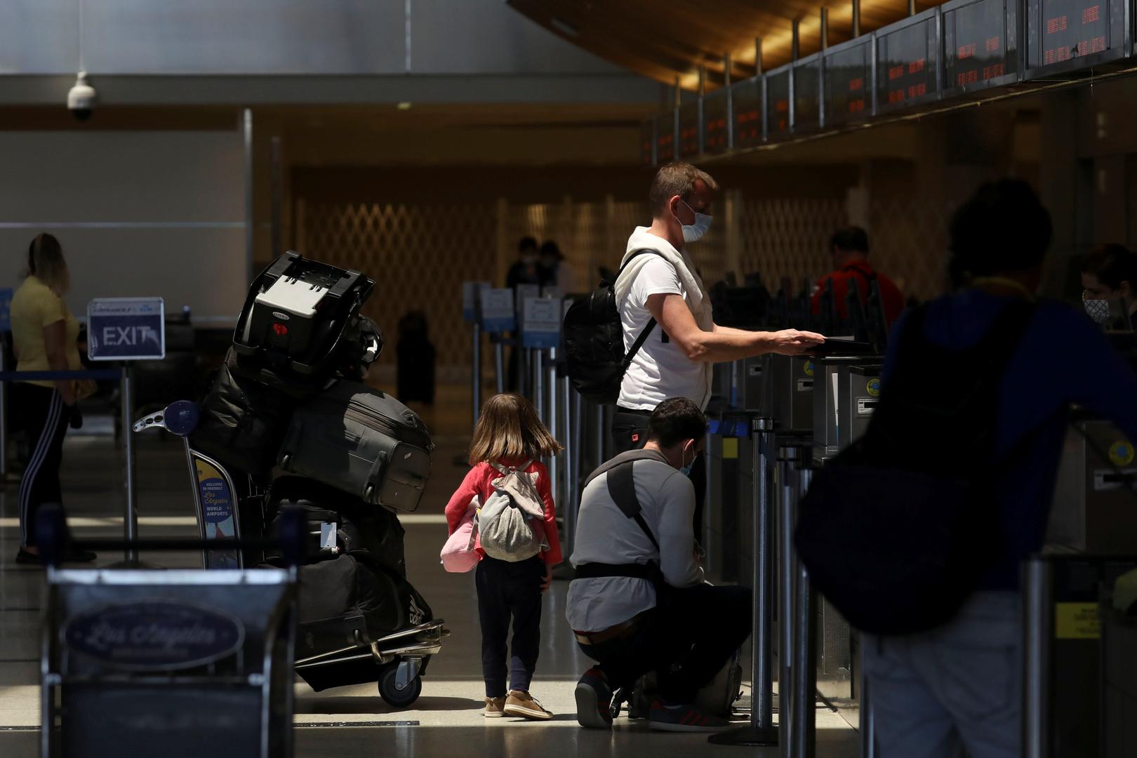 الولايات المتحدةتعلقدخول الأجانب الذين زاروا البرازيل مؤخرا