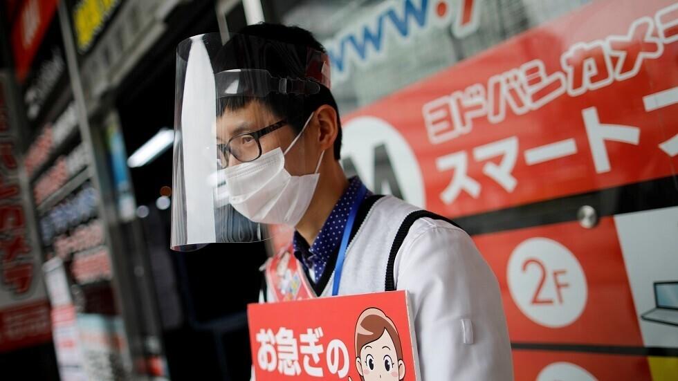 اليابان نحو رفع حالة الطوارئ عن طوكيو وكافة أنحاء البلاد