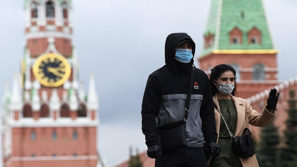 روسيا.. تراجع كبير في معدل الوفيات اليومية بكورونا وأقل من 9 آلاف إصابة جديدة