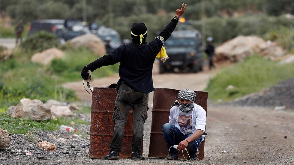 إصابة شابين فلسطينيين برصاص إسرائيلي شمال رام الله