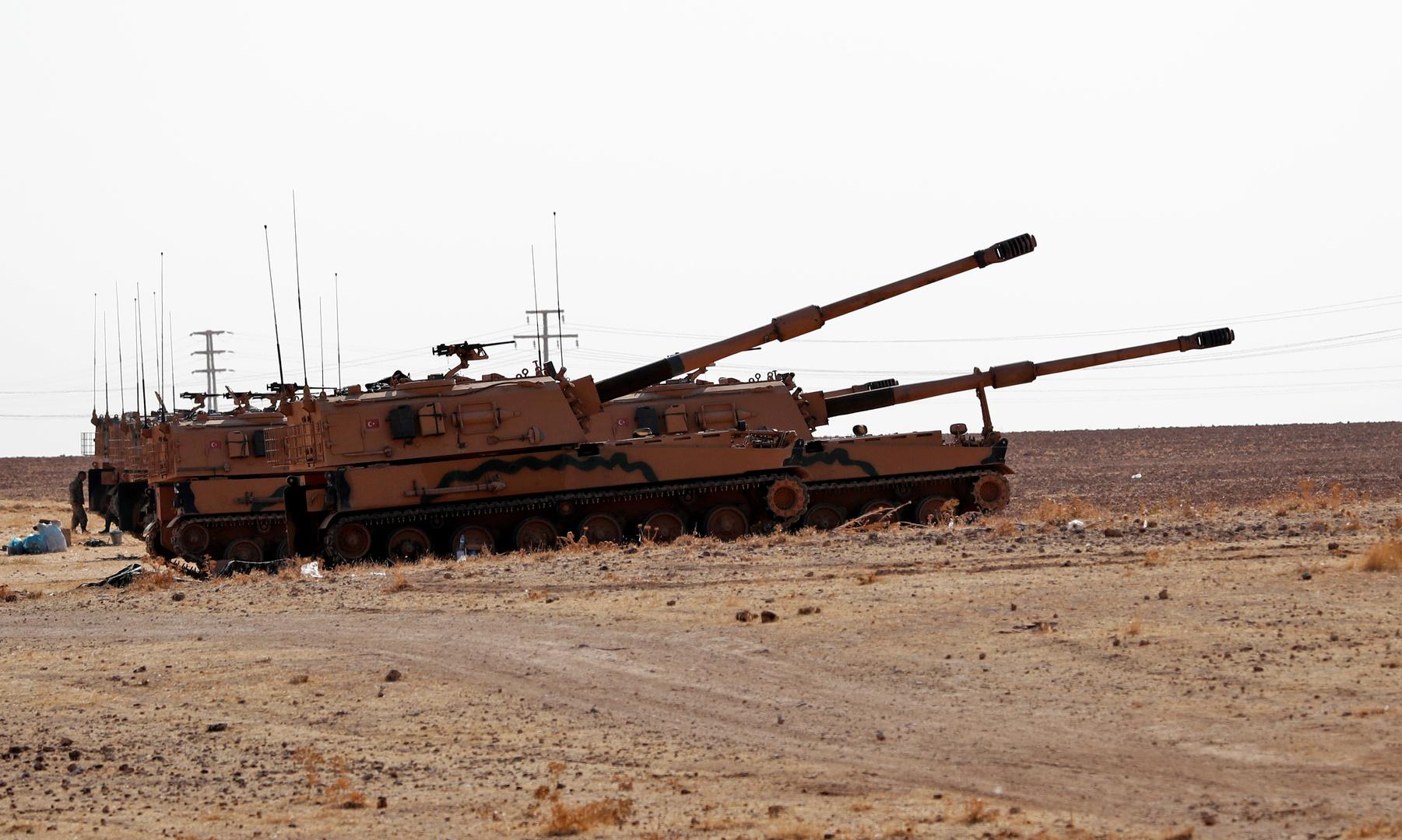 الجيش التركي يعلن مقتل 1450 مسلحا في شمال العراق وسوريا منذ يناير الماضي