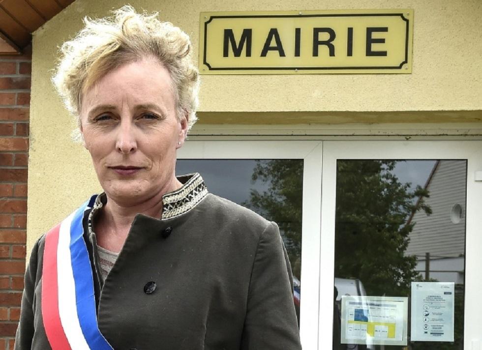 المرأة الأولى العابرة للجنس التي تفوز في انتخابات بلدية في فرنسا، ماري كو.