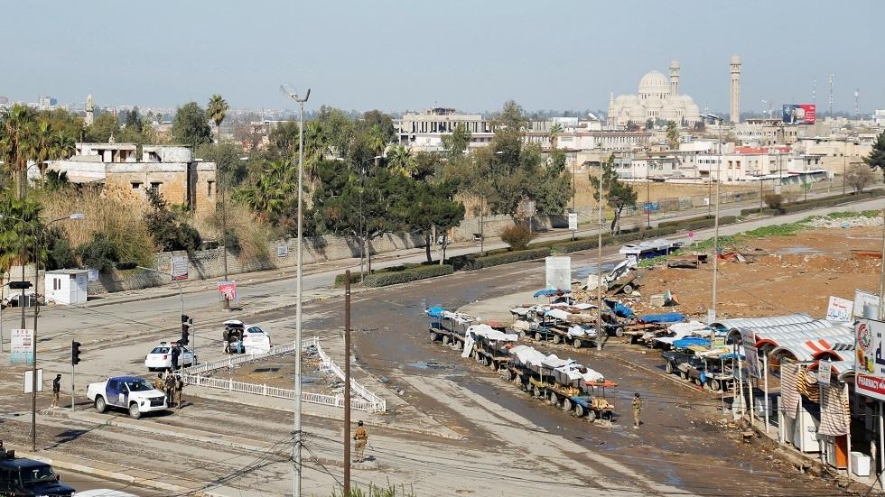 جامع النبي يونس في الموصل بنينوى شمالي العراق