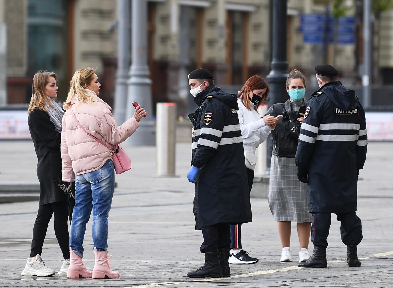 موسكو.. تسجيل 76 حالة وفاة بكورونا وحصيلة الوفيات تبلغ 2110 حالة