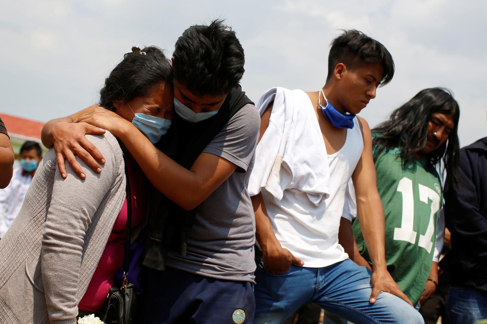 إصابات كورونا في المكسيك تتجاوز الـ70 ألف حالة