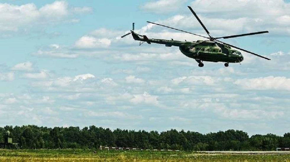 مصرع 4 أشخاص خلال هبوط مروحية في تشوكوتكا الروسية