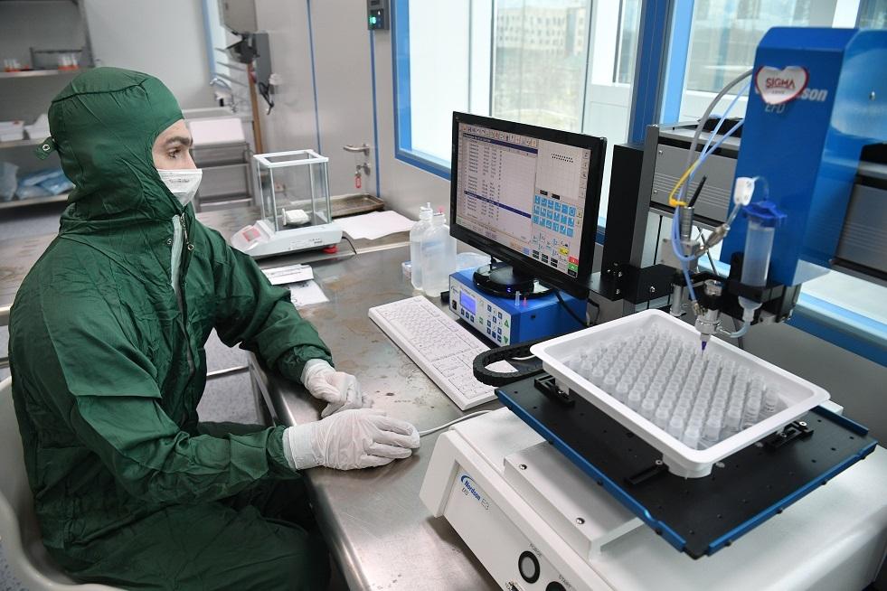 موسكو تحتضن أكبر قاعدة بيانات لصور طبقية محورية لمرضى كورونا بالعالم