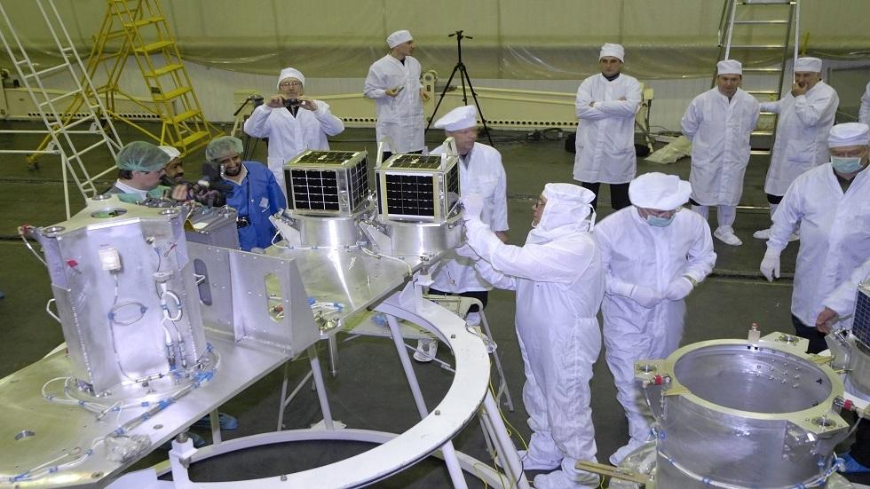 روسيا واليابان تتعاونان في تسويق الأقمار الصناعية في الشرق الأوسط
