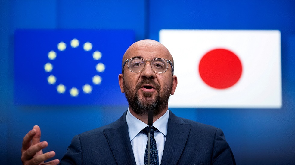 شارل ميشيل، رئيس المجلس الأوروبي