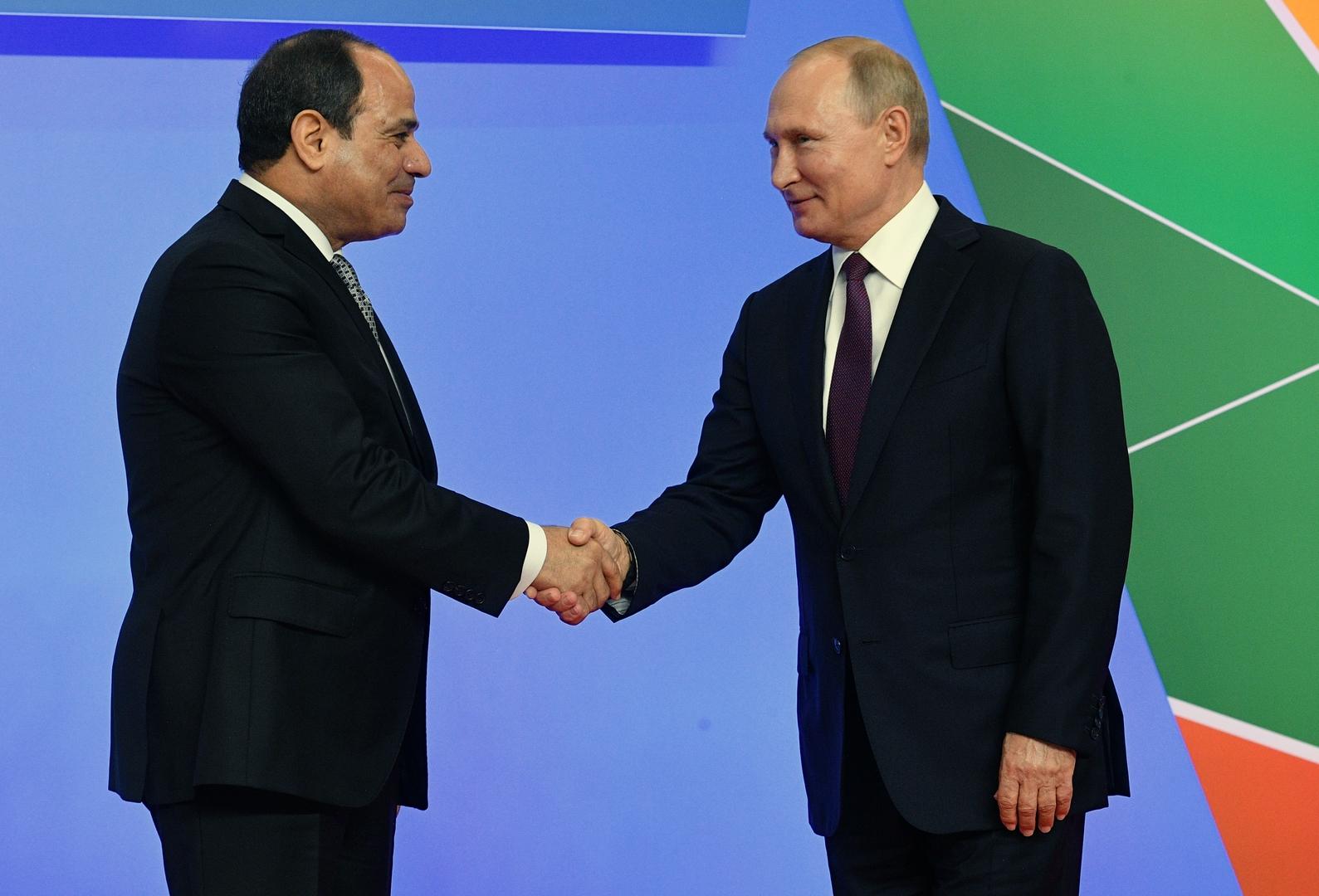 روسيا تبدأ شحن أكبر صفقة من نوعها في تاريخ مصر (صور)
