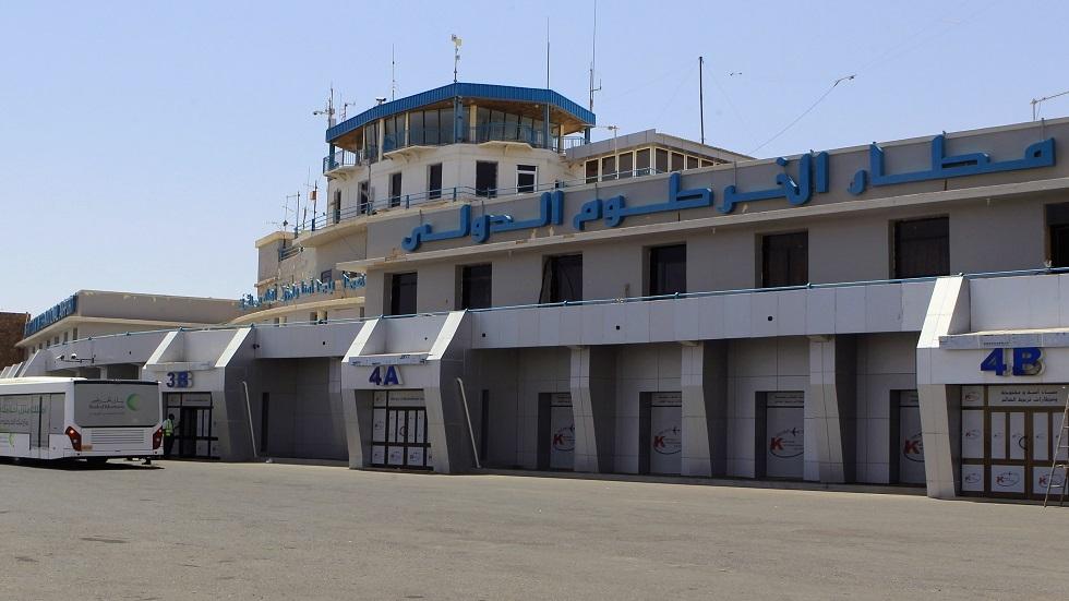 مطار الخرطوم في السودان - أرشيف