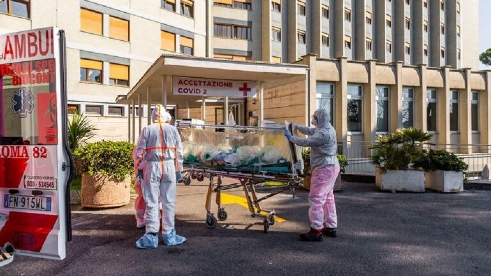 إيطاليا تعلن ارتفاعا طفيفا في عدد الإصابات والوفيات بكورونا خلال الـ24 ساعة الماضية