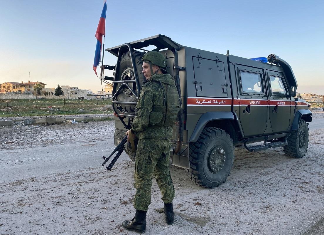 الدفاع الروسية: