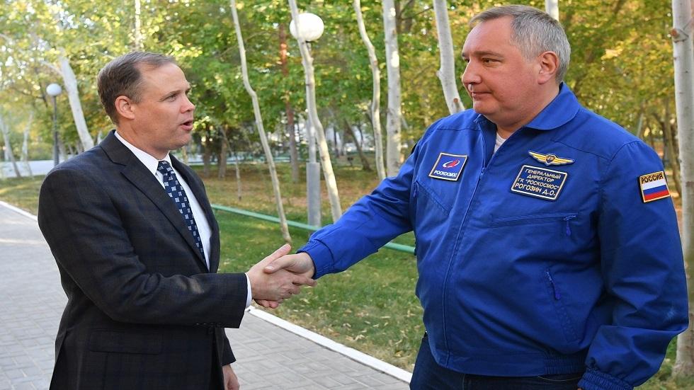 ناسا: مسألة تحليق رائد فضاء روسي بمركبة