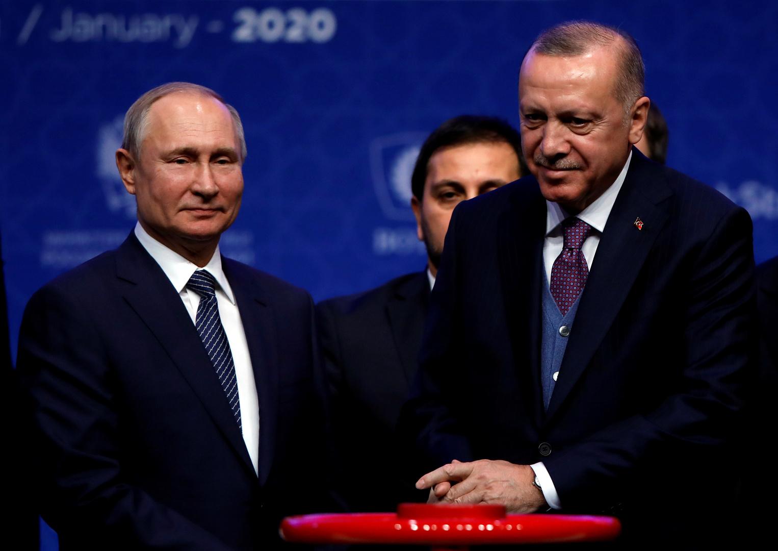 تركيا لن تتخلى عن تعميق العلاقات مع روسيا تحت ضغط واشنطن