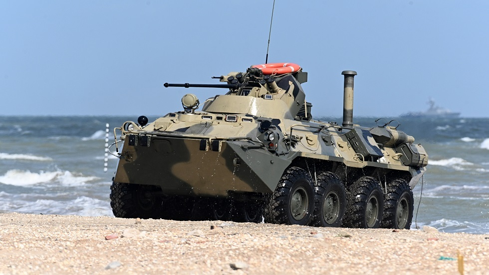 روسيا تطور عربات استطلاع ومركبات عسكرية مدرعة