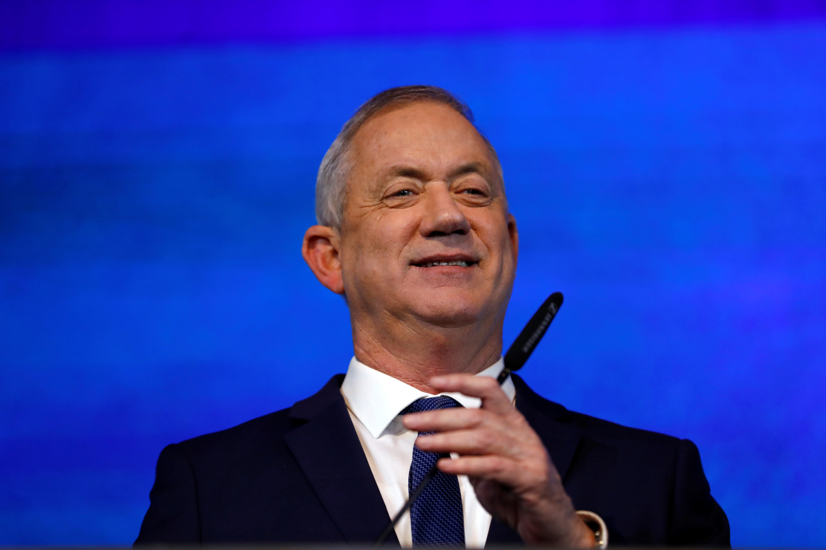 بيني غانتس، وزير الدفاع الإسرائيلي