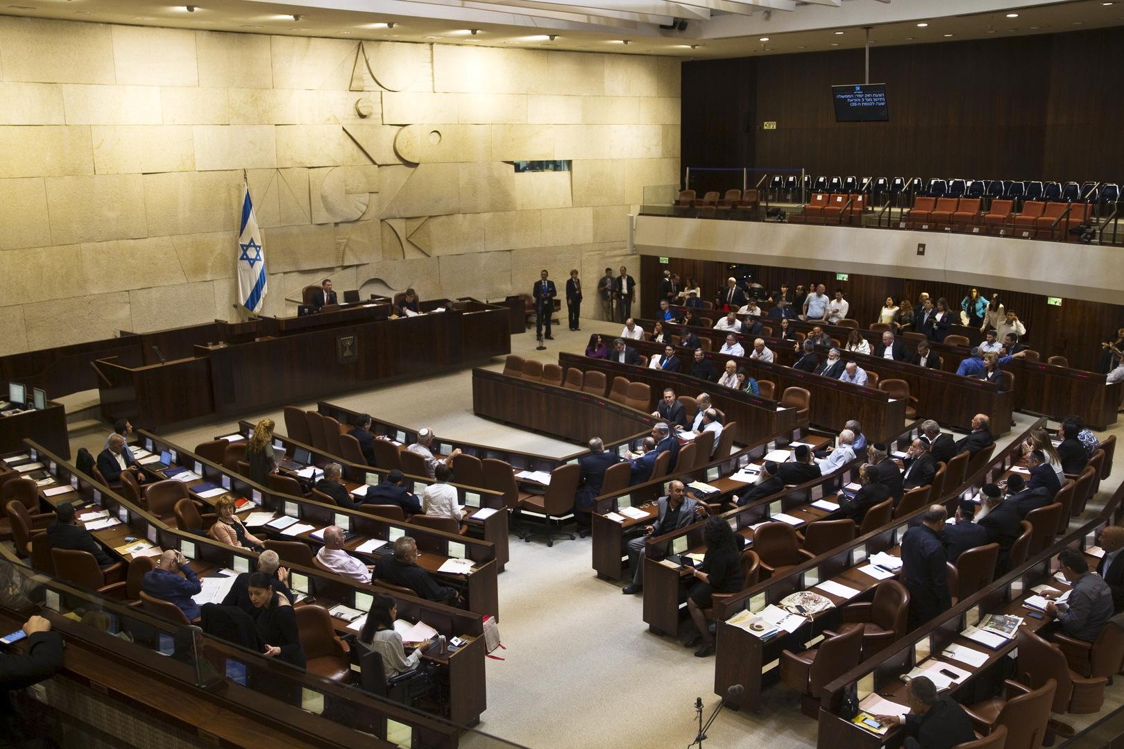 الكنيست الإسرائيلي يختار فلسطينيا نائبا لرئيسه