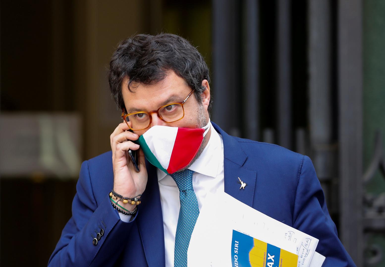 سالفيني يطالب بمراجعة مساهمات إيطاليا المالية في منظمة الصحة العالمية