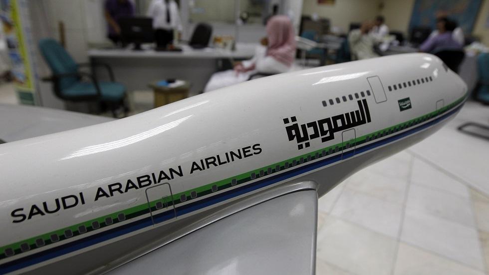 السعودية: تطبيق التباعد الاجتماعي داخل الطائرات
