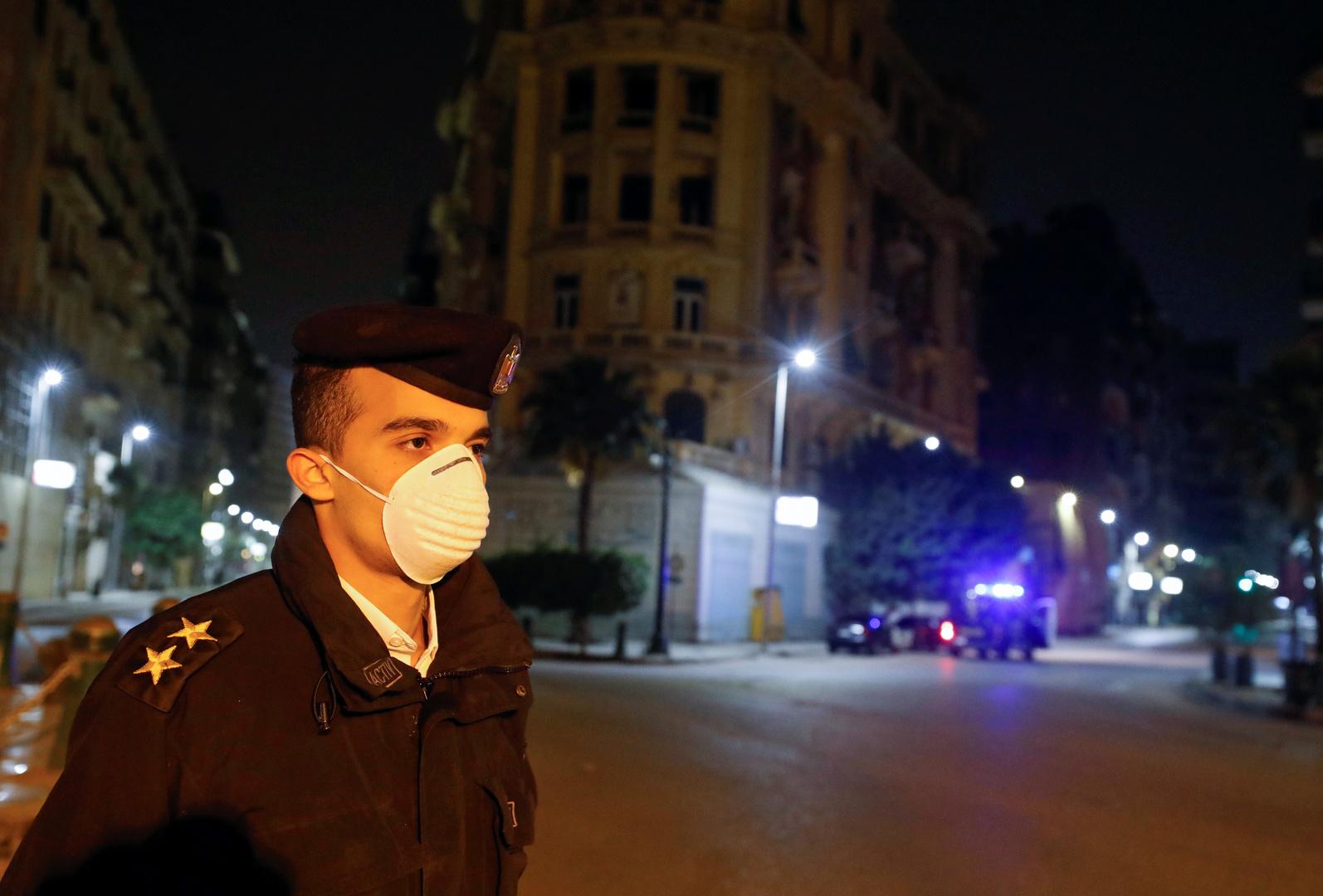 الداخلية المصرية تنفي شائعات حول تفشي كورونا بسجن في القاهرة بثتها قناة لـ الإخوان  -