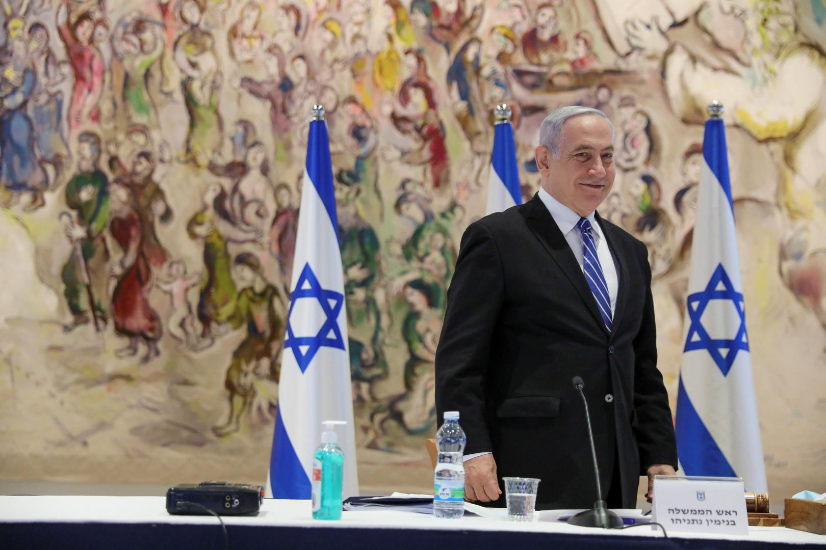 موقع فرنسي: أجهزة الأمن الإسرائيلية حذرت نتنياهو من مخاطر خطة الضم