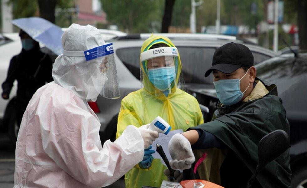 الصين تسجل إصابتين جديدتين بفيروس كورونا