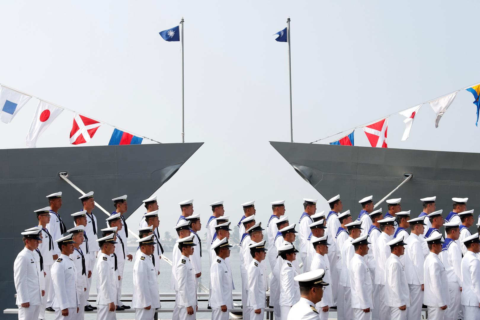 تايوان تتطلع إلى إتمام صفقة صواريخ أمريكية جديدة مضادة للسفن