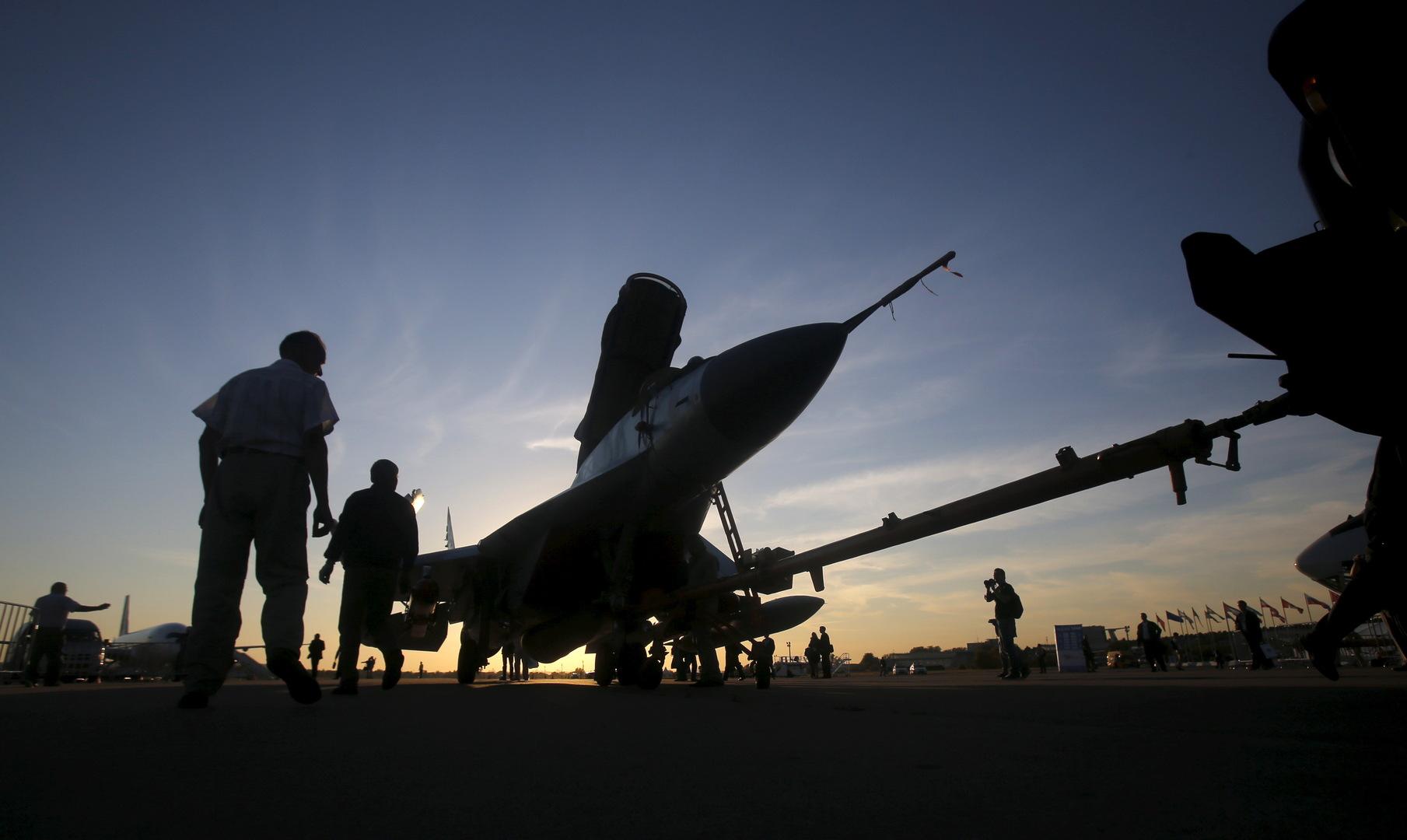 من أين لليبيا بطائرات روسية؟