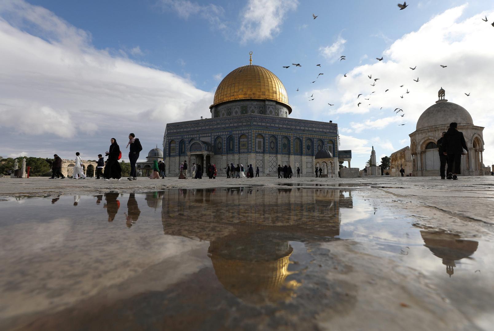 فلسطين.. الأقصى يفتح أبوابه الأحد المقبل