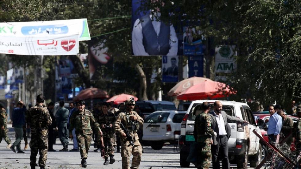 تفجير في أفغانستان - أرشيف