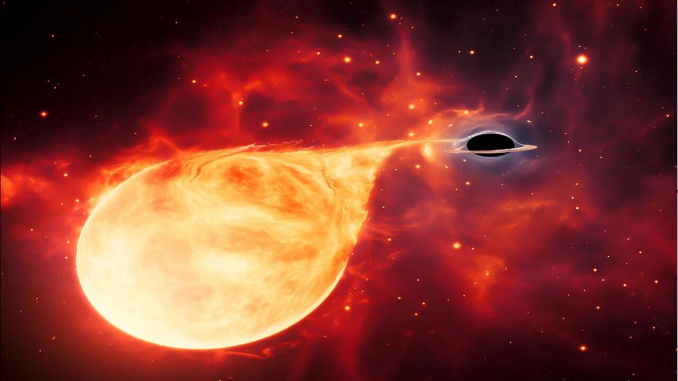 الكشف عما سيحدث إذا اقتربت من ثقب أسود!