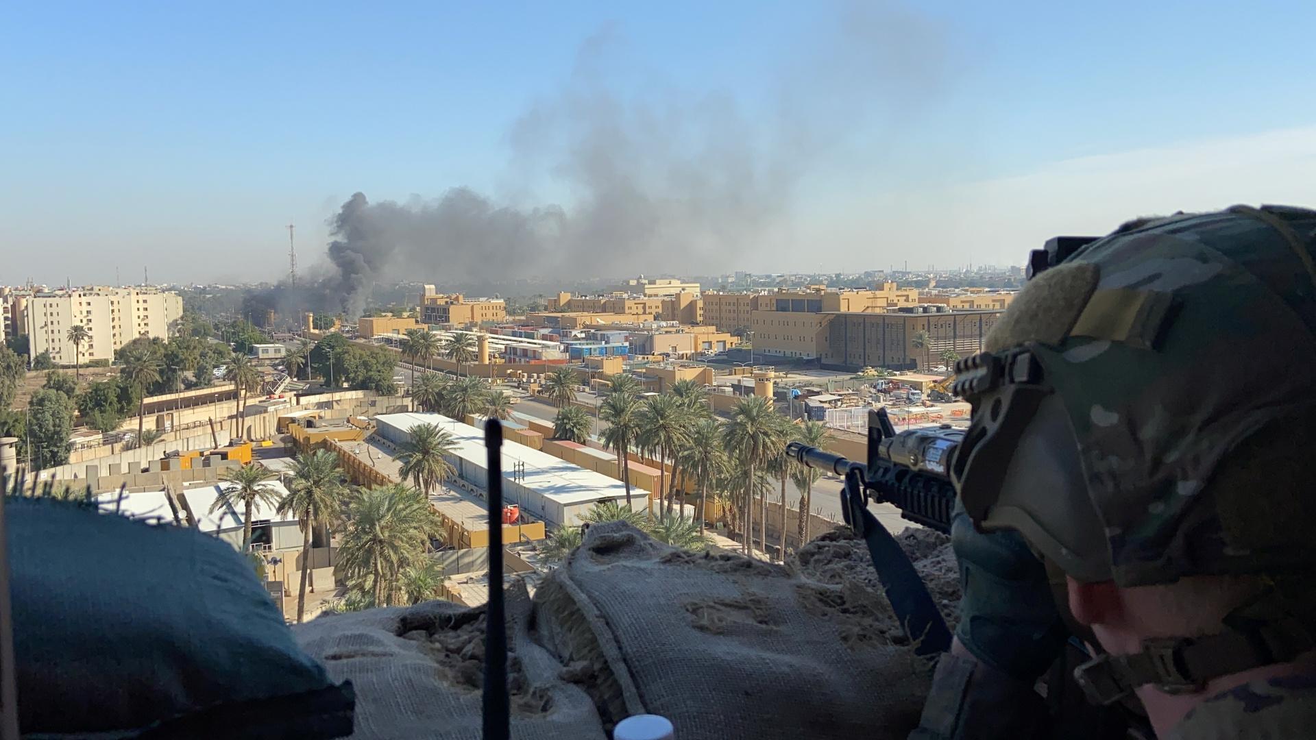 العراق.. القبض على آمر مفرزة تصنيع صواريخ