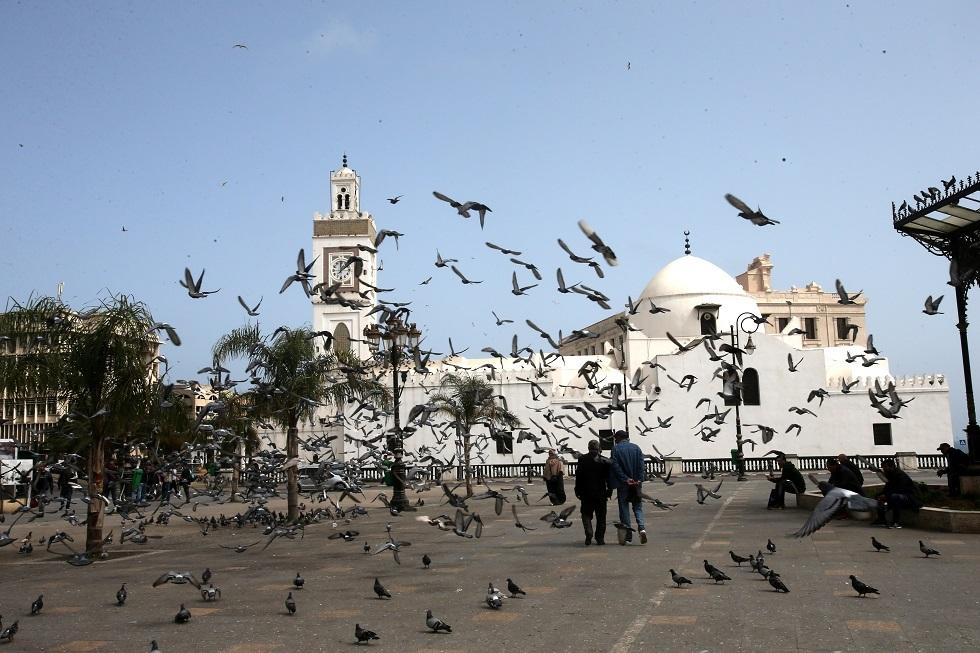 مسجد في الجزائر العاصمة