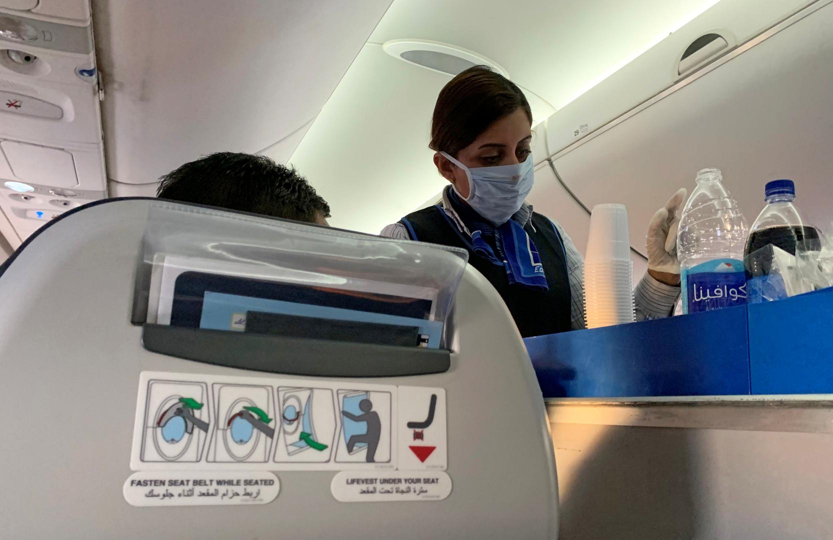 مصر تعلن موعد إطلاق أول رحلة طيران وتفتح باب الحجز