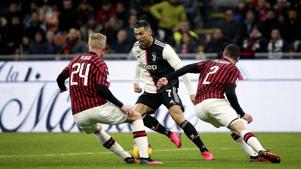 رسميا.. الكشف عن موعد استئناف الدوري الإيطالي