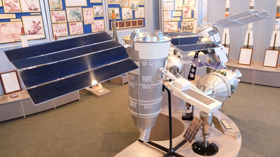 نموذج لأحد أقمار Resurs-P الصناعية الروسية