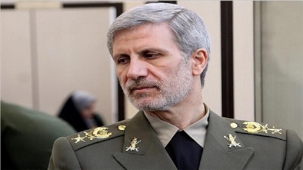 وزير الدفاع الإيراني، أمير حاتمي