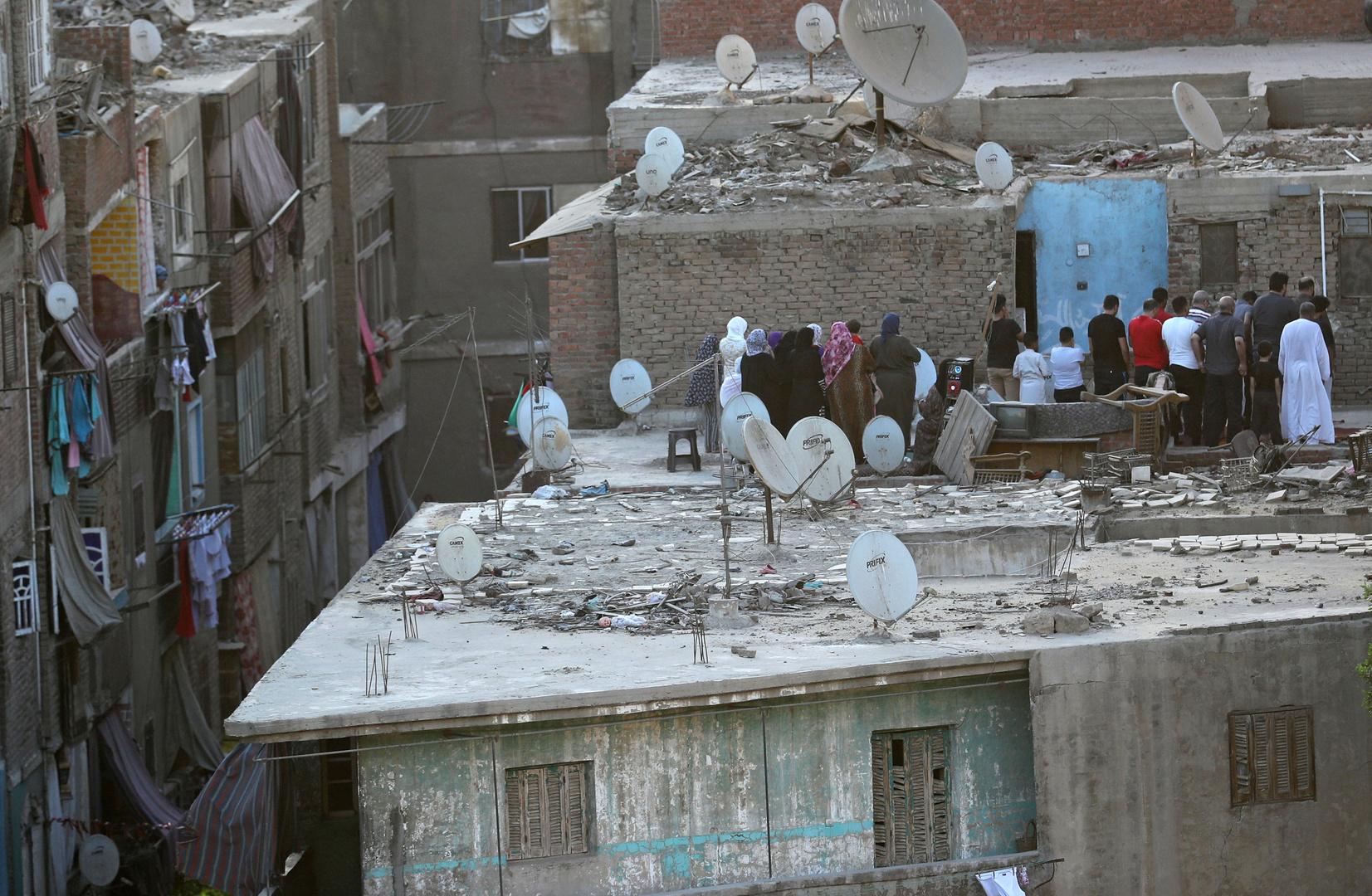 جريمة بشعة في مصر.. مدمنون يمزقون جسد