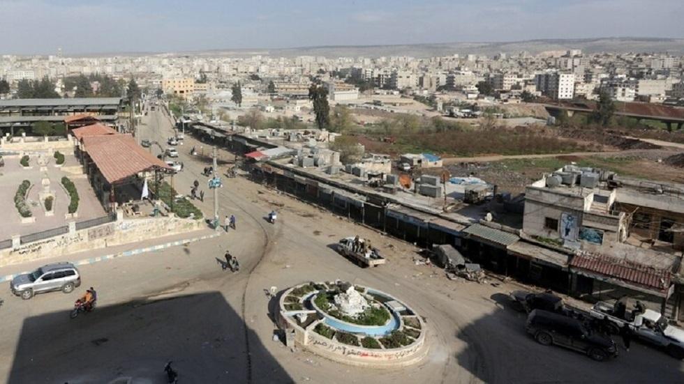 مدينة عفرين السورية - أرشيف
