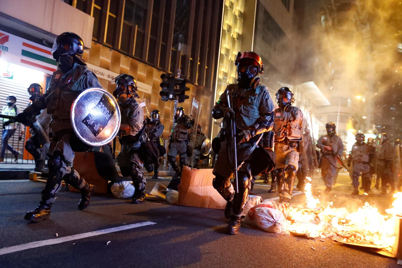 الاتحاد الأوروبي: نهج الصين تجاه هونغ كونغ مقلق جدا لكننا لن نفرض عقوبات