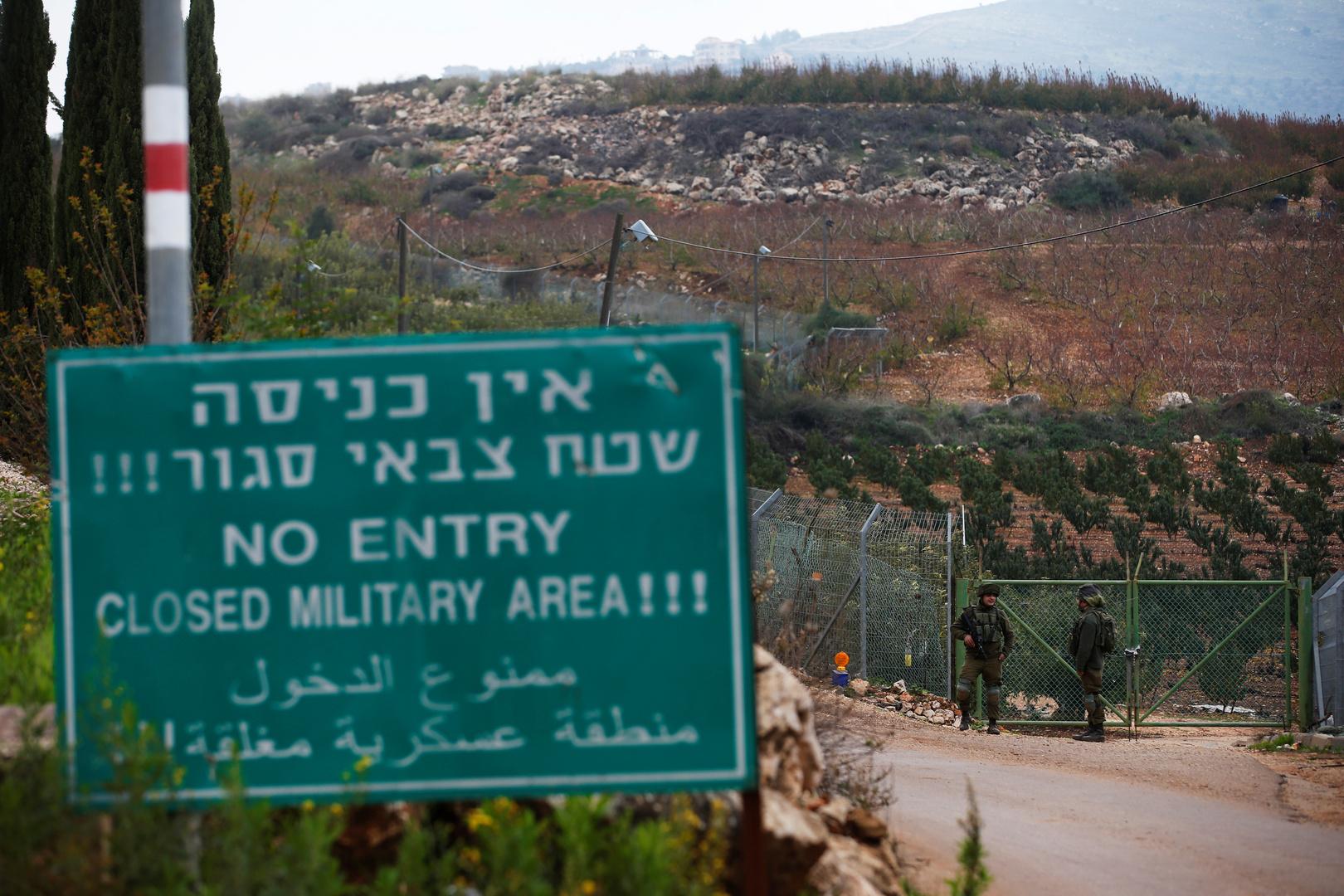 الجيش الإسرائيلي يطلق النار على راع لبناني بزعم أنه يجمع معلومات استخباراتية لصالح