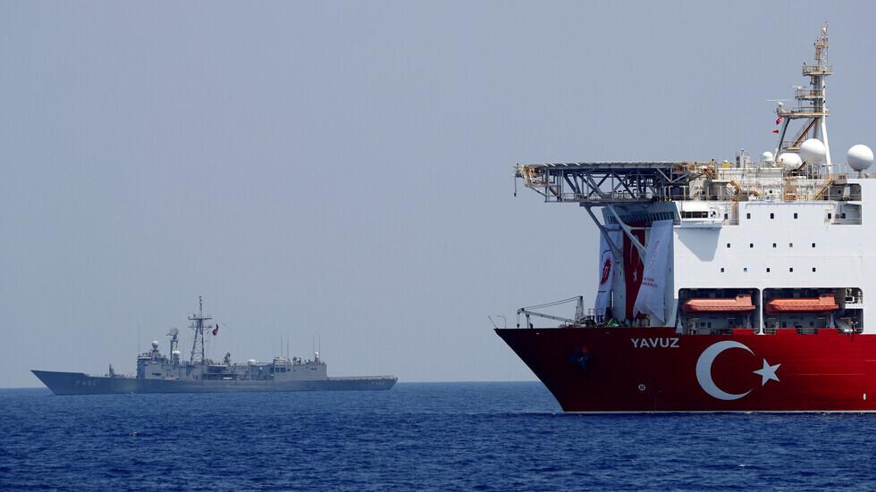 تركيا: سنبدأ التنقيب شرق المتوسط بموجب الاتفاق مع حكومة الوفاق الليبية بعد 3 أو 4 أشهر