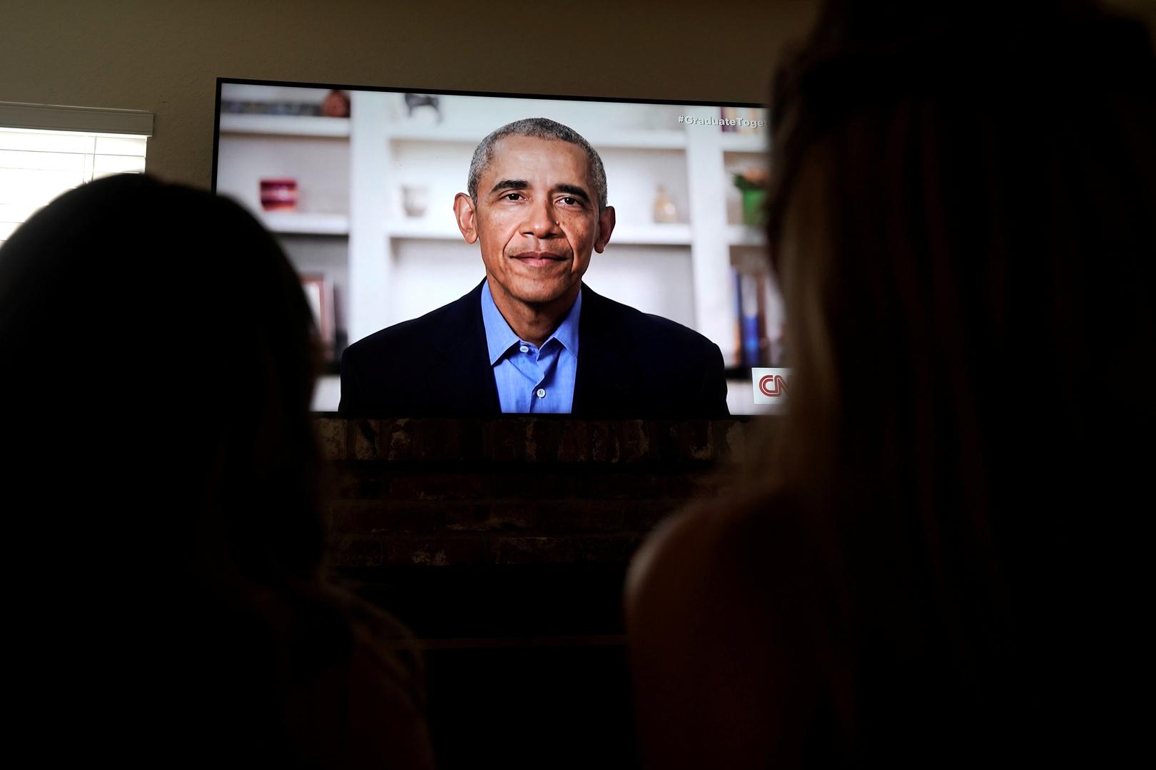 تعليق أوباما على مقتل المواطن الأسمر في مينيسوتا