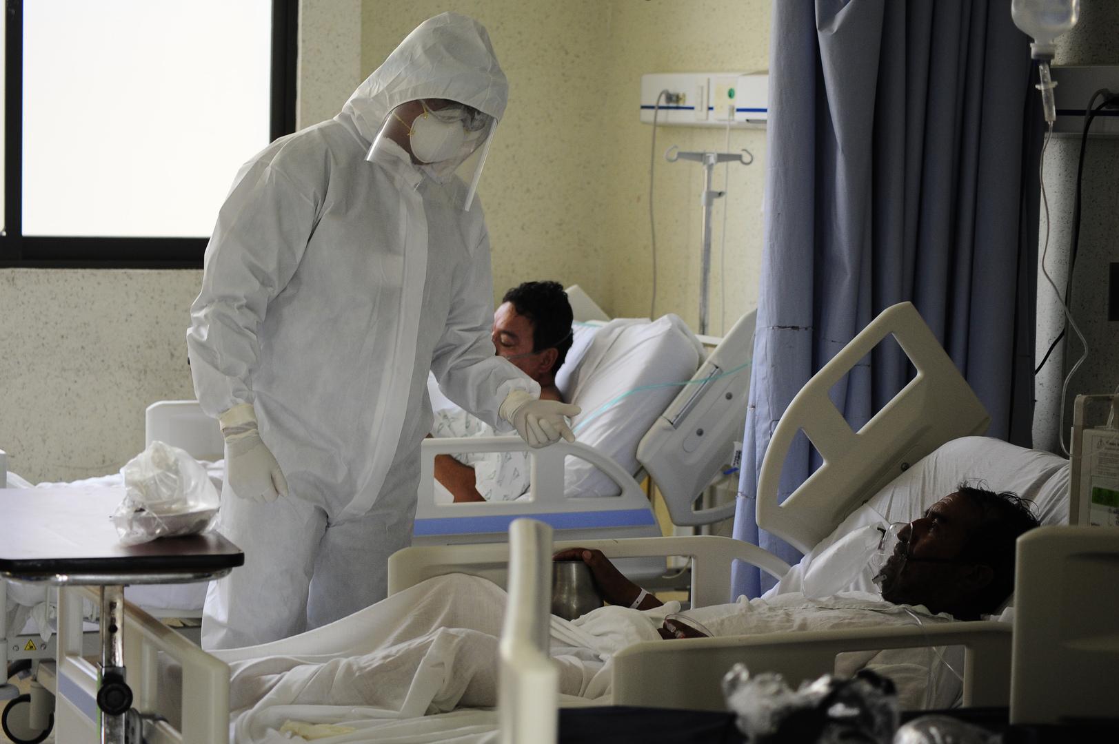 المكسيك تسجل 3227 إصابة جديدة بكورونا و371 وفاة