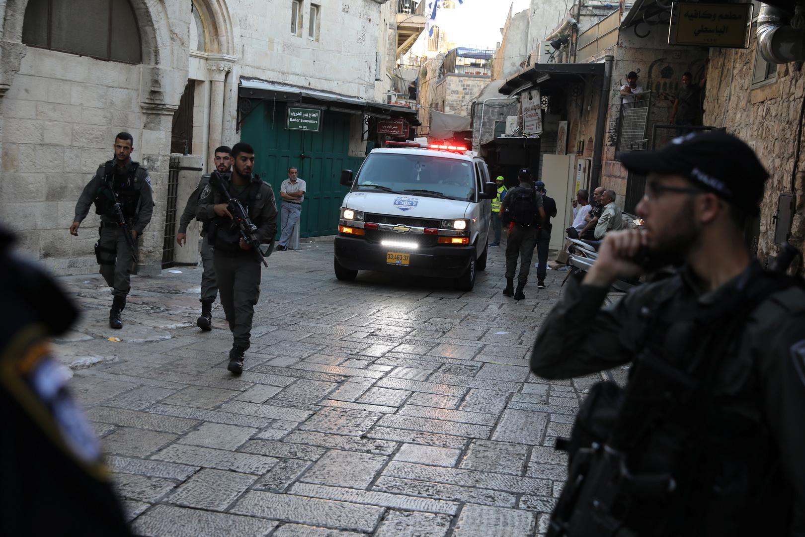 الشرطة الإسرائيلية تقتل فلسطينيا ذا إعاقة في القدس بسبب