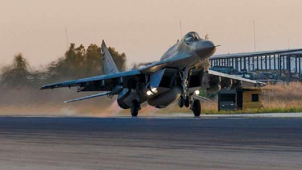 القوات السورية تتسلم الدفعة الثانية من مقاتلات