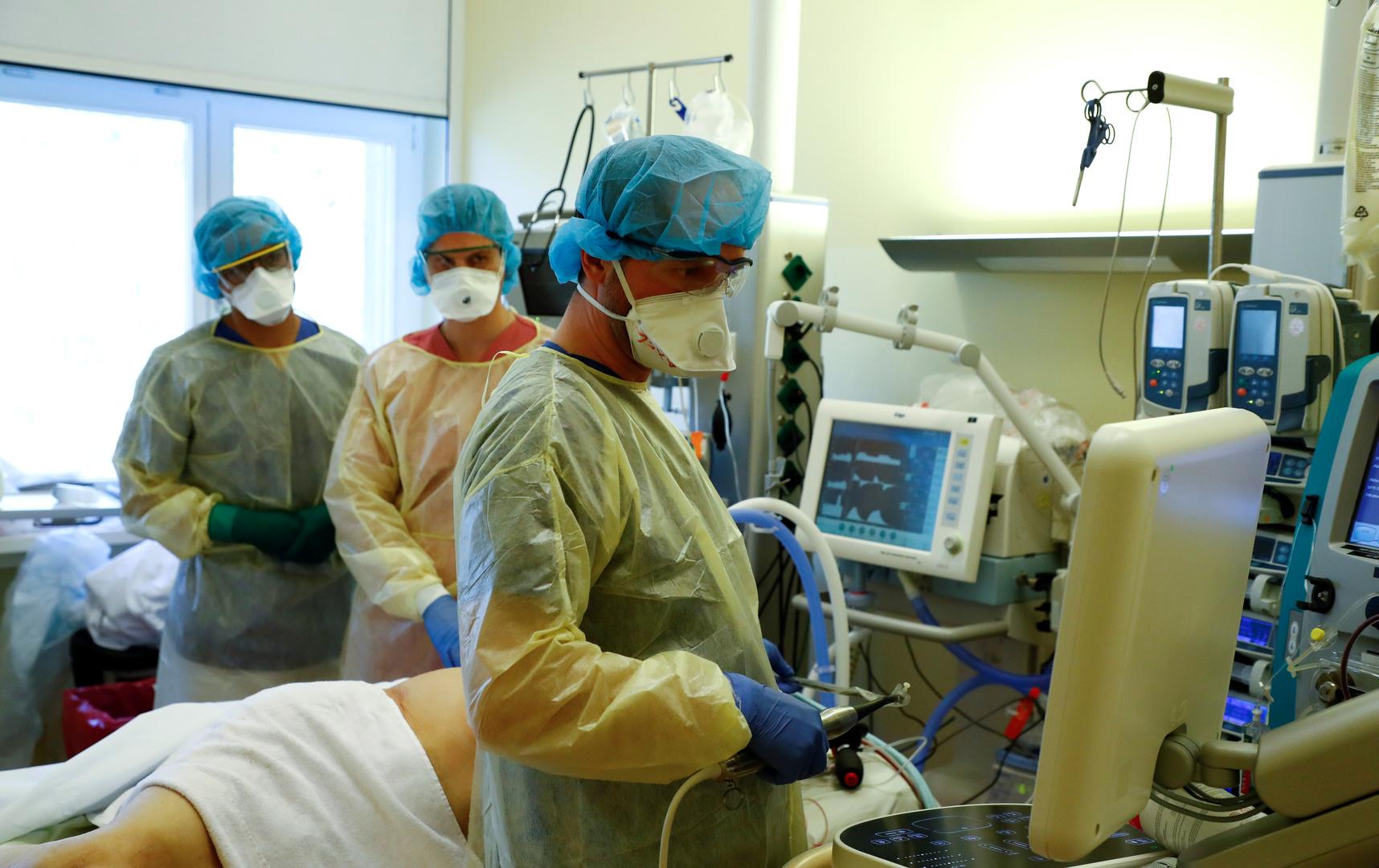 ألمانيا..  286 إصابة جديدة بفيروس كورونا و11 وفاة خلال اليوم الماضي