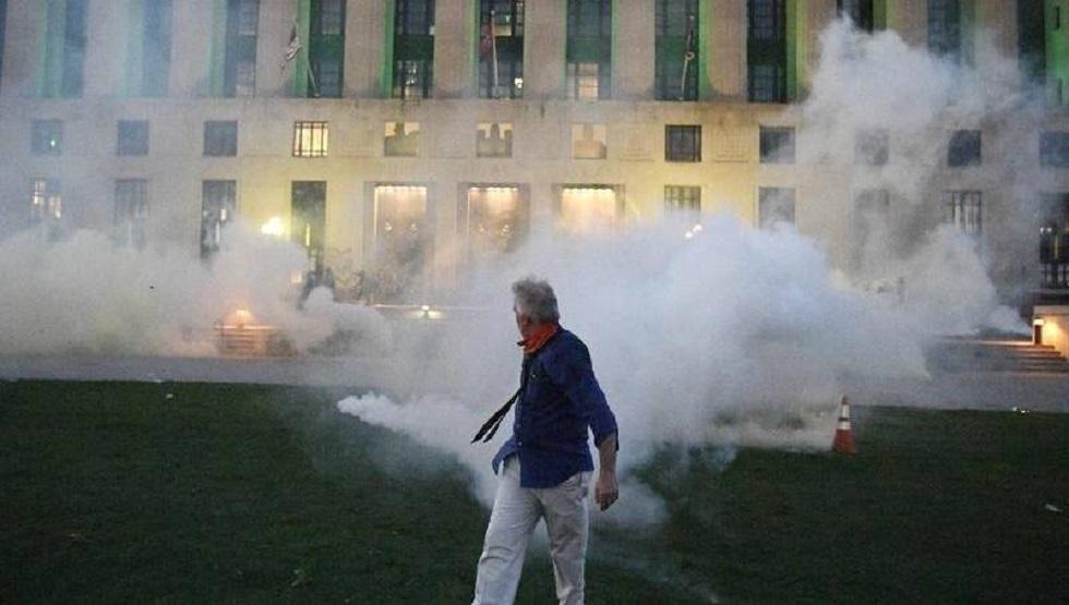 إعلان الطوارئ في مدينة ناشفيل بعد إحراق محكمة.. والإمارات  تحذر مواطنيها بأمريكا
